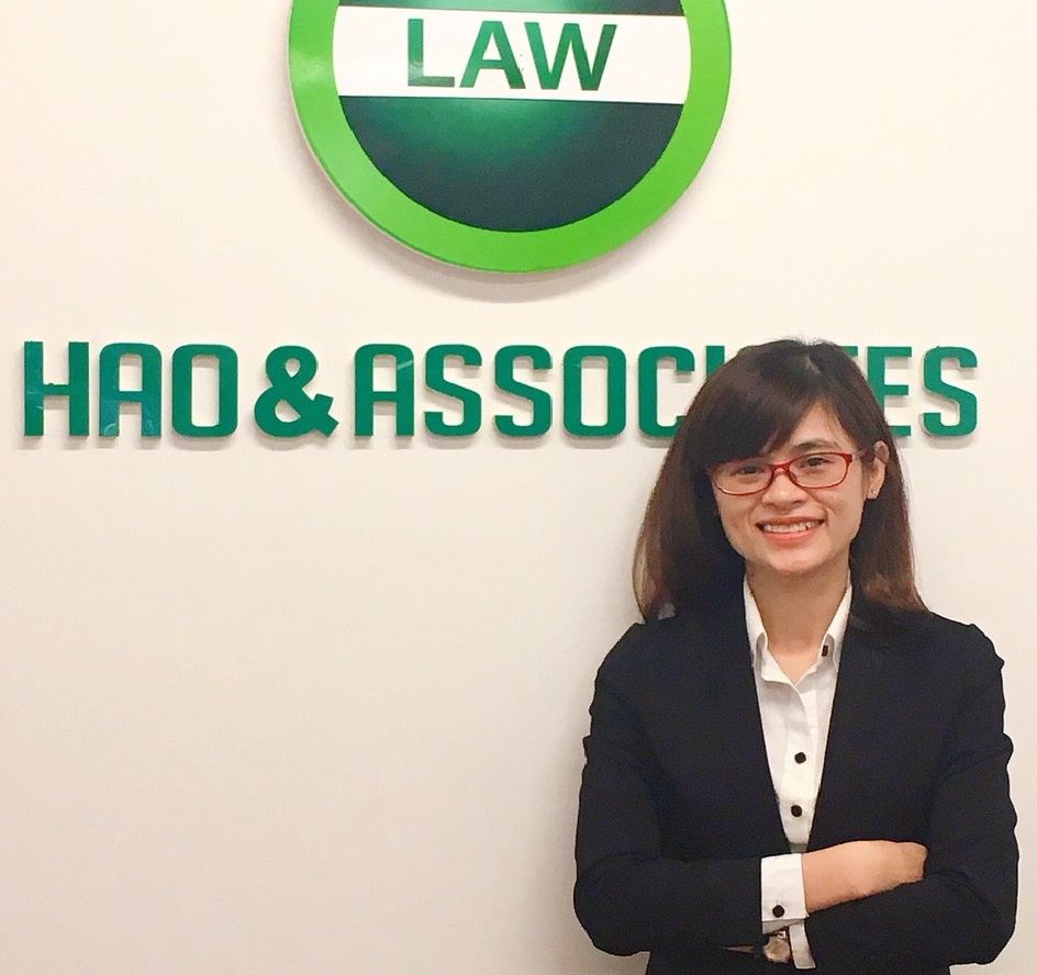 Lawyer Assistant Huyen Trang